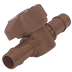Ball Valve 17mm Box Dripline Fitting