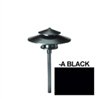 HADCO - RL4-AS7 -  Large Horizon - Blk w/Stake & Lamp
