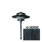 HADCO - RL4-GS7 -  Large Horizon - Vrd w/Stake & Lamp