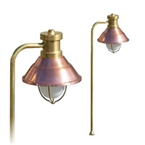 HADCO - SPL5-OB -  Oil Brass Pathlight Nautical