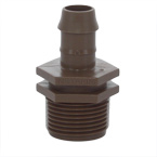 "Netafim - TL075MA - Netafim Male Adapt 3/4""MPT (17mm)"