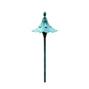 HADCO - TRL4-GS7 - 12V Tudor Pathlyte, with Mounting Stake, Verde