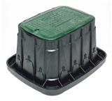 Rain Bird VBSTDH - Standard, Green Lid & Body, 1 Lock