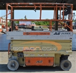 Used JLG 2630ES Scissor Lift