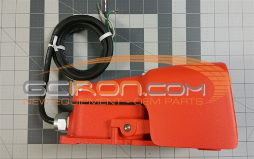 0272970 Pedal  Foot Switch Assembly Jlg Parts