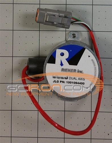 purchase 1001094400 sensor  dual axis jlg parts