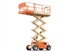 JLG 260 MRT Rough Terrain Scissor Lift