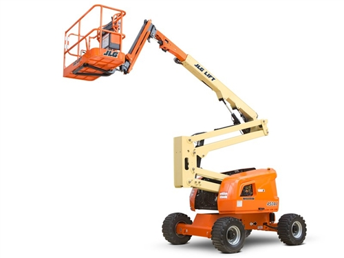 jlg 450aj series ii aerial work platforms for jlg 450aj series ii articulating boom lift