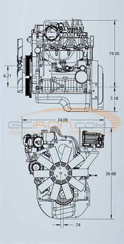 gm 1.6l industrial engine parts manual