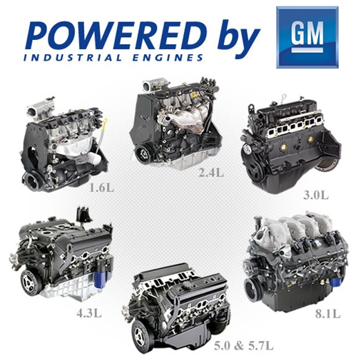 GM Industrial Engines GM Parts Diagram OEM – Industrial Engine Diagram