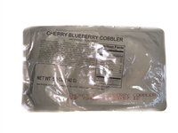 MRE Cherry Blueberry Cobbler