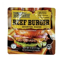 Back Country Beef Burger Pouch