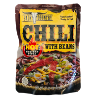 Back Country Chili with Beans HOT Pouch
