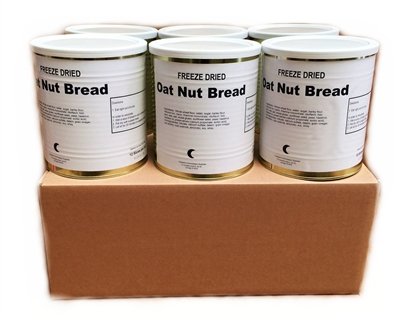 Military Surplus Freeze Dried Bread