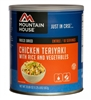 Mountain House Freeze Dried Chicken Teriyaki with Rice
