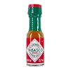 Tabasco Mini Bottle Red Pepper Sauce