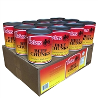 Canned Yoder's Beef Chunks