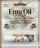 Emu oil lip balm and lip refresher