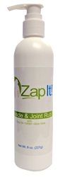 Temporary relief from back pain, neck pain, muscle aches