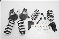 "2007-14 Chevy Tahoe, Suburban, Avalance, Escalade, Denali, Yukon, Yukon XL Lowering Kit 3"" Front, 5"" Rear 07T35D (07-14 2WD TAHOE/SUB/AVAL 3/5"" DELUXE, FACTORY SHOCKS=NOT AIR)"