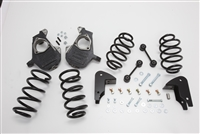 "2007-14 Chevy Tahoe, Suburban, Avalance, Escalade, Denali, Yukon, Yukon XL Lowering Kit 4"" Front, 5"" Rear07T45D (07-14 TAHOE/SUB/AVAL. 4/5"" DELUXE, FACTORY SHOCKS=NON-AIR)"