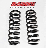"McGaughy's 06TBSS1.52 (06 TRAILBLAZER SS 1.5/2"" FRONT COILS DROP KIT, REAR INSTRUCTIONS)"