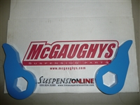 "Mcgauhgys 1999-2006 and 2007 classic body style 1-2"" drop keys"