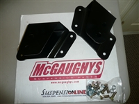 Mcgaughys 1999-2006 and 2007 classic body style rear drop hangers