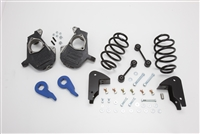 "2001 - 2006 Chevy/GMC Tahoe, Yukon, Escalade, Denali, ESV, EXT, Suburban, Avalance 1/2 Ton Drop kit, 3"" Front and 5"" Rear 200335TD / 200335SD / 2003A35D (01-06 2WD TAHOE/SUB/AVAL. 3/5"" DELUXE DROP, For Light Duty SHOCK)"