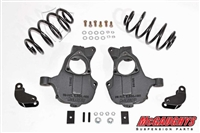 "2""/3"" Deluxe Kit for 2014-2016 GM Tahoe, Suburban, Avalanche, Yukon, Yukon XL, Denali, Escalade, ESV 1/2 Ton (2WD ONLY, Not Auto Ride) Part #34214"