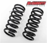 McGaughys Front Coil Springs for 2002-2005 Dodge Ram 1500 (2WD, S-CAB) Part #44008​