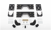 "02D 6"" REAR KIT (02-05 DODGE 1500 6"" REAR KIT, C-NOTCH/FLIP/SHOCK EXT/BUMP STOPS)"