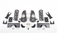 "06-08 Dodge 4/6"" Single Cab COILS/FLIP/C-NOTCH/SHOCK EXT/BUMP STOPS)"