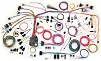 American Autwowire Complete Wiring Kit - 1967-68 Camaro