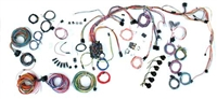 American Autowire Complete Wiring Kit - 1969-1972 Chevrolet Nova