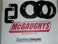 "50710 2007-13 GM 1/2 Ton Truck (2WD or 4WD) 1.5"" Front Leveling Kit (Up/Lwr Strut Spacers)"