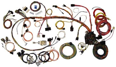 American Autowire Complete Wiring Kit - 1970-73 Camaro