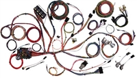 American Autowire Classic Update Kit- 1967-1968 Ford Mustang