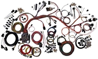 American Autowire Complete Wiring Kit - 1961-1964 Chevrolet Impala