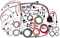 American Autowire Complete Wiring Kit - 1970-1972 Chevrolet Chevelle
