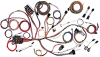 American Autowire Classic Update Kit- 1964-66 Mustang