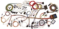 American Autowire Complete Wiring Kit - 1962-1967 Chevrolet Nova