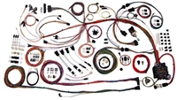 American Autowire Complete Wiring Kit - 1968-1969 Chevelle
