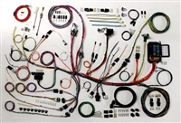 American Autowire Complete Wiring Kit - 1953-62 Corvette
