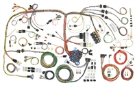 American Autowire Complete Wiring Kit - 70-74 Cuda & Challenger