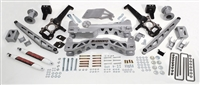 Mcgaughys 2015 to 2017 Ford f150 premium  6.5 inch lift kit 4wd (57100)