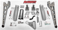 "Ford F250 4wd 2017-2018 6"" Lift Kit W/Shocks Phase II - McGaughys (57291)"