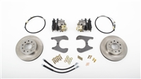"55-64 Stock Rear-end 11"" Rotor Kit 5 on 4.75"" 64095"