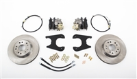 "55-64 Stock Rear-end 13"" Rotor Kit 5 on 4.75"" (must use 17""+ rims) 64096"