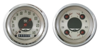 "All American Nickel 3 3/8"" SPEEDO, QUAD (fuel 240-33ohm)"